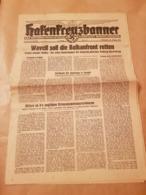 Journal Allemand Ww2 20 Février 1941 - 1939-45