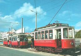 TRAM * NOSTALGIA TRAMWAY * RAIL * RAILWAY * RAILROAD * SINTRA * PORTUGAL * PORTUGUESE * Top Card 0495 * Hungary - Tramways