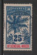 Haut-Senegal Et Niger - Upper Senegal And Niger - Yvert 8 Oblitéré MADAOUA - Scott#8 - Haut-Sénégal Et Niger (1904-1921)