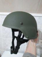 Réplique Du Casque De Combat Militaire MICH TC-2000, Armée US, Kaki TTBE - Casques & Coiffures