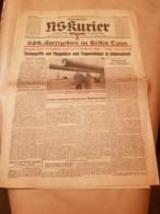 Journal Allemand Ww2 19 Février 1941 - 1939-45