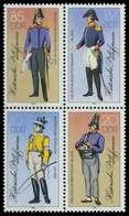 DDR ZUSAMMENDRUCK Nr 3000IIVB Postfrisch VIERERBLOCK SB62096 - DDR