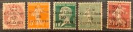 SYRIA - M/U  - # 1923 - # 104/108 - Syrien
