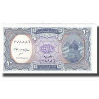 Billet, Égypte, 10 Piastres, KM:189b, SPL - Egypt