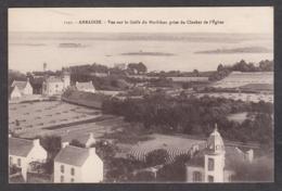 101497/ ARRADON, Vue Sur Le Golfe Du Morbihan Prise Du Clocher De L'Eglise - Arradon