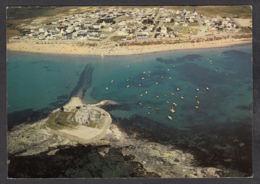 101508/ GUIDEL, La Plage Et Le Fort-Bloqué - Guidel