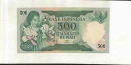 Billet  INDONESIE 500 LIMARATUS RUPIAH 1977   Mai 2020  045 - Indonesia
