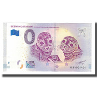Allemagne, Billet Touristique - 0 Euro, Germany - Norden - Seehundstation - - Altri