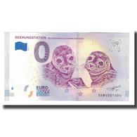 Allemagne, Billet Touristique - 0 Euro, Germany - Norden - Seehundstation - - Deutschland
