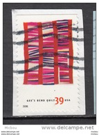USA, BORDO DESTRO IN ALTO, Textile, Courtepointe, Quilt - Textile