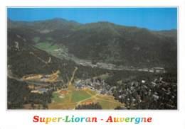 SUPER  LIORAN Plomb Du Cantal 18 (scan Recto-verso)KEVREN7Ter - Autres Communes