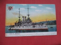 U.S.S. Alabama       Ref 4104 - Warships