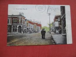 Second Street Pana  Illinois >>   Ref 4104 - United States