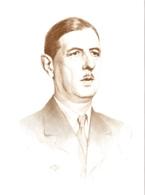 CPM Général Charles De Gaulle TBE édit. Pierre Mayer - Politieke En Militaire Mannen