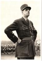 CPSM Le Général Charles De Gaulle En 1945 TBE Photo Maurice Ede Gamma - Politieke En Militaire Mannen