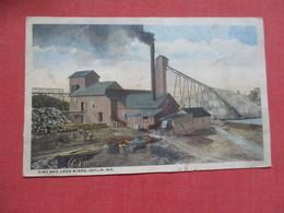 Zinc & Lead Mines Joplin - Missouri >        Ref 4104 - United States