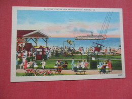 Ocean View Amusement Park  Virginia > Norfolk        Ref 4105 - Norfolk