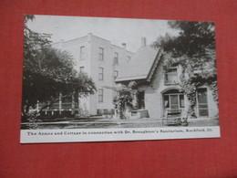 Annex & Cottages In Connection  Dr Broughton's Sanitarium Illinois > Rockford    Ref 4105 - Rockford