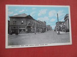 Main Street  Salem   Ohio      Ref 4105 - United States