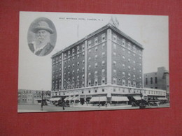 Walt Whitman Hotel     New Jersey > Camden       Ref 4105 - Camden
