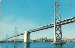 California San Francisco-Oakland Bay Bridge - San Francisco