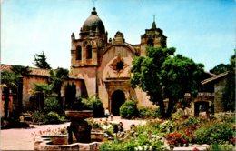 California Carmel Mission San Carlos Borromeo 1981 - Other