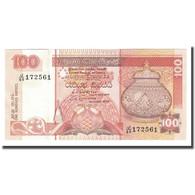 Billet, Sri Lanka, 100 Rupees, 1992, 1992-07-01, KM:105c, SPL - Sri Lanka