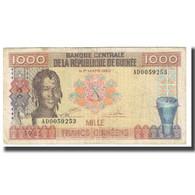 Billet, Guinea, 1000 Francs, 1985, 1960-03-01, KM:32a, TB - Guinea