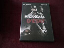 MENSONGES D'ETAT  AVEC DICAPRIO ET CROWE  FILM DE RIDLEY SCOTT - Action, Adventure