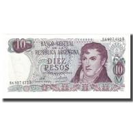 Billet, Argentine, 10 Pesos, KM:289, NEUF - Argentina