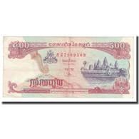 Billet, Cambodge, 500 Riels, 1996-1998, KM:43a, TTB+ - Kambodscha