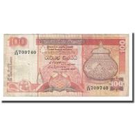 Billet, Sri Lanka, 100 Rupees, 1992, 1992-07-01, KM:105c, TTB - Sri Lanka