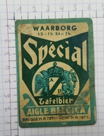 ETIQUETTE  BRASSERIE AIGLE BELGICA BRUGGE GENT SPECIAL TAFELBIER - Bier