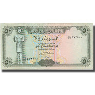 Billet, Yemen Arab Republic, 50 Rials, Undated (1993), KM:27, SUP - Jemen