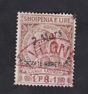 ALBANIE 1914 PRINCIPAUTÉ    TIMBRE N°36 OBLITÉRÉ - Albanien