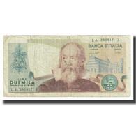 Billet, Italie, 2000 Lire, 1973, 1973-10-08, KM:103a, TB - 2000 Lire