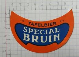 ETIQUETTE  BRASSERIE MEIRESONNE GENT TAFELBIER SPECIAL BRUIN -1 - Bier
