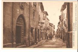 Santo Domingo De La Calzada. Calle De Pueblo Iglesias (antes Calle Mayor) - La Rioja (Logrono)