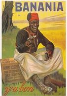 Banania  (carte Moderne) - Advertising