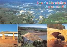 87 Beaumont-du-Lac  Peyrat-le-Château. Le Lac De VASSIVIERE  En 1995 Vidange  29 (scan Recto Verso)KEVREN0744 - Other Municipalities