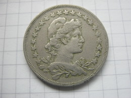 Brasil , 400 Reis 1921 - Brésil