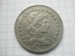 Brasil , 400 Reis 1925 - Brésil