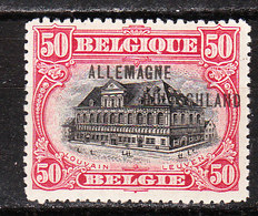 OC49**  Timbre De 1915 Surchargé ALLEMAGNE-DUITSCHLAND - Bonne Valeur - MNH** - LOOK!!!! - [OC38/54] Occ. Belg En All.