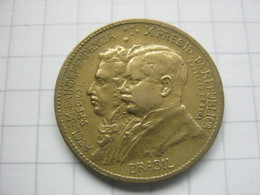 Brasil , 500 Reis 1922 - Brésil