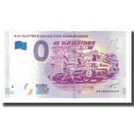 Allemagne, Billet Touristique - 0 Euro, Germany - Nürburg - AvD OldTimer Grand - Allemagne