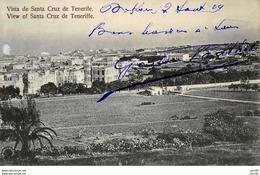 Espagne - N°60842 - Vista De Santa Cruz De Tenerife - Tenerife