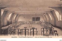 08.n°56653.charleville.école Primaire Supérieure.salle De Dessin Et De Télégraphie - Charleville