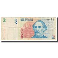 Billet, Argentine, 2 Pesos, KM:352, TB+ - Argentina