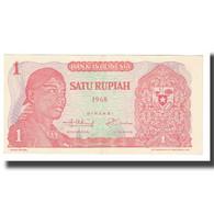 Billet, Indonésie, 1 Rupiah, 1968, KM:102a, TTB - Indonesia