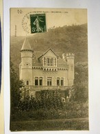 Le Cantal Illustré Molompize,Cantal 15,voyagée 1908,très Bel état,pas Commun - Altri Comuni